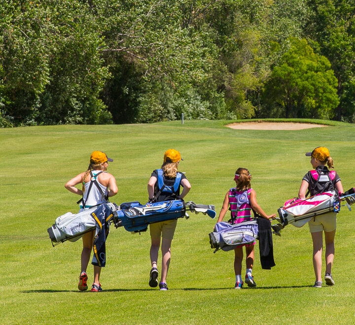 How To Choose The Right Golf Clubs For Your Junior Golfer