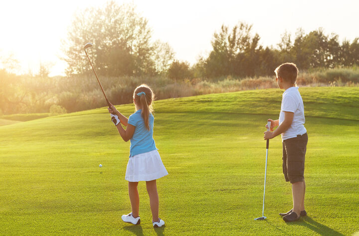How To Sign Your Child Up For Golf Lessons