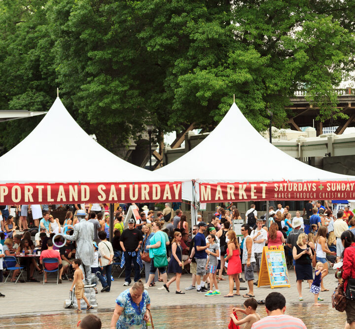 Portland Saturday Market – What's There For Kids?