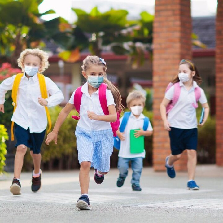 Calming Your Child's Fears Of The Delta Variant As School Begins