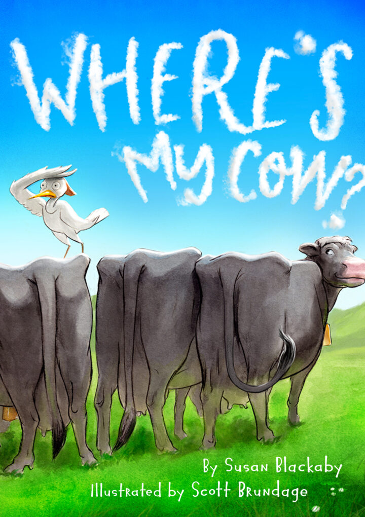 Stand Out From The Crowd – Where's My Cow Out Today