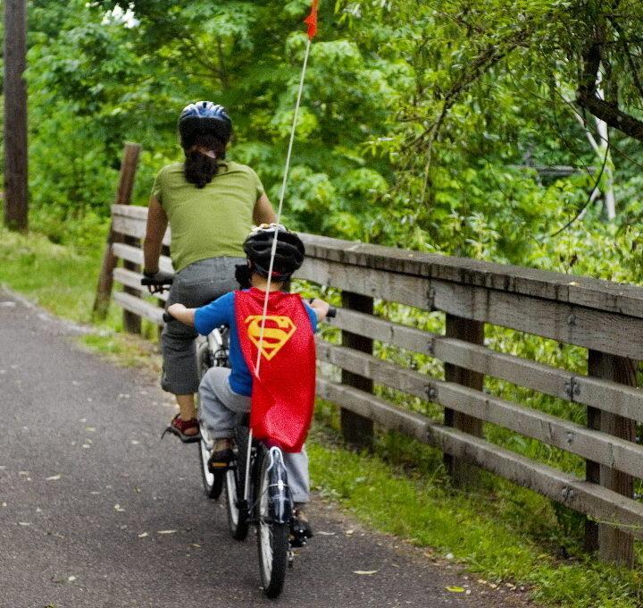 Best Family-Friendly Bike Rides In Portland