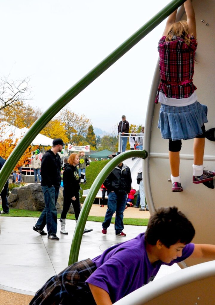 The Best Playgrounds In Portland