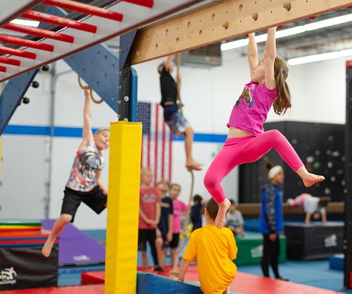 Gyms Around Portland To Help Kids Get Active After Covid Closures