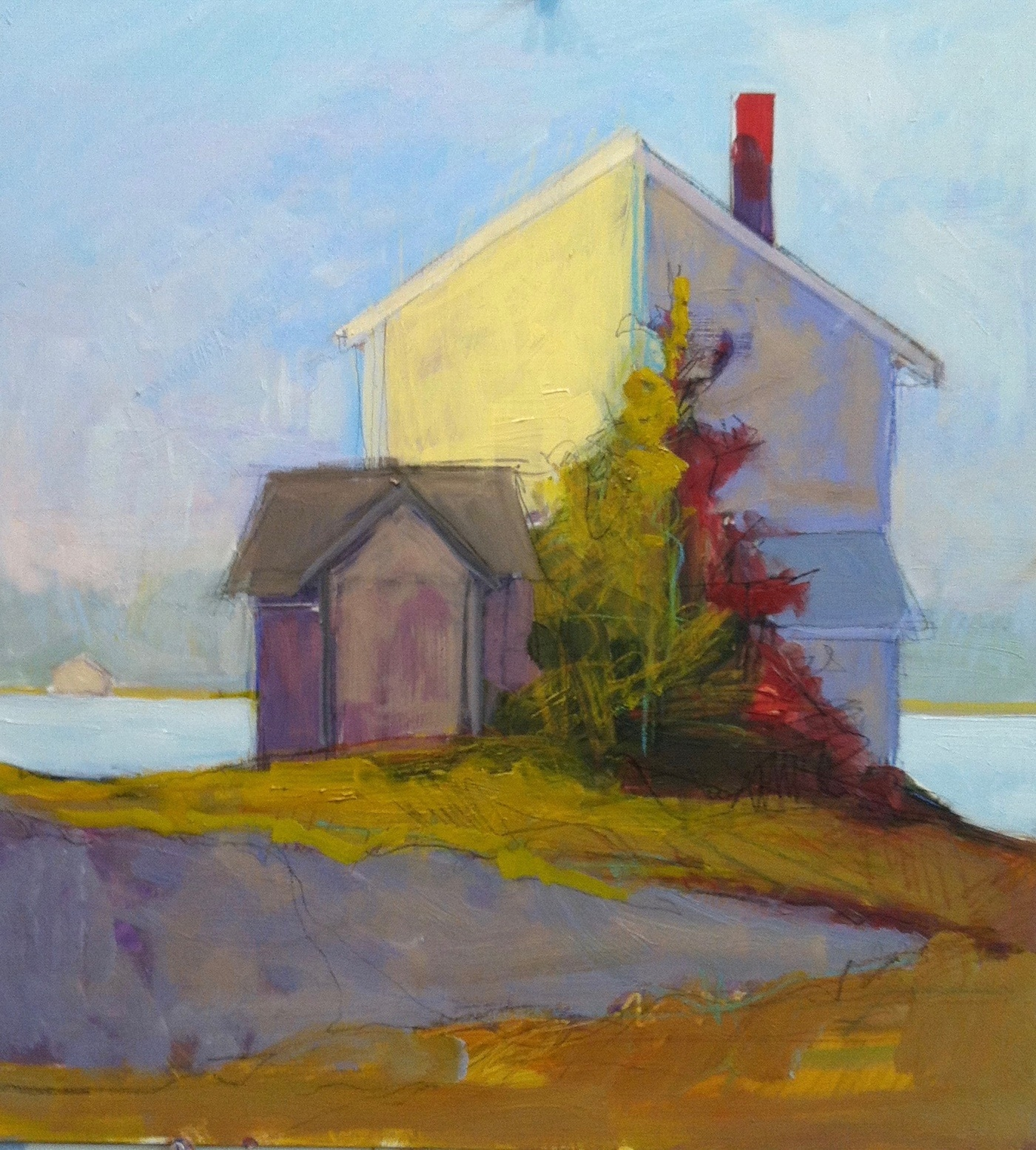 January Guest Artist Mary Moquin