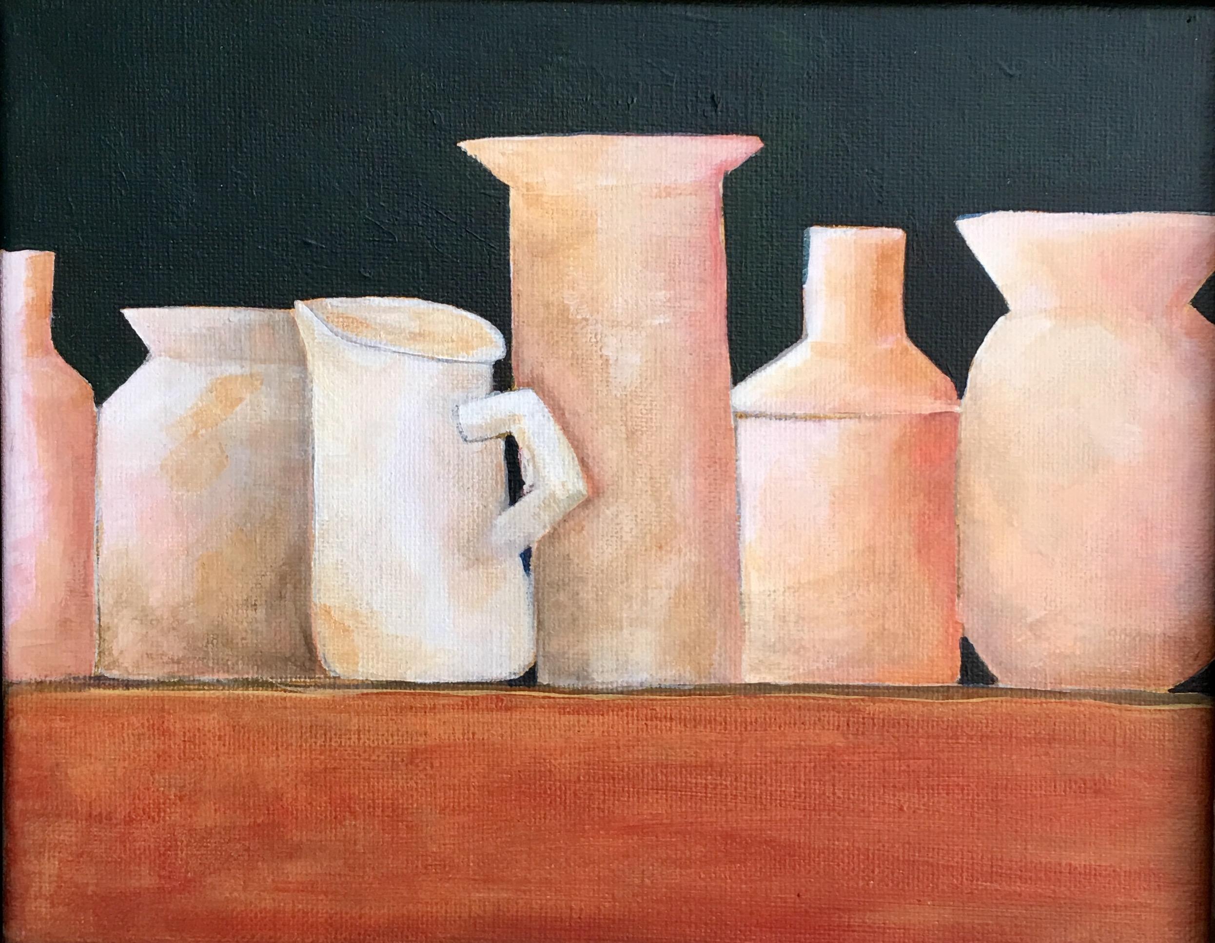 April Guest Artist Michael Giaquinto
