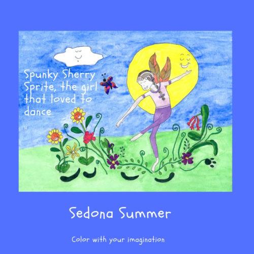 Meet The Artist Sedona Summer