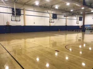 youth basketball league in Rochester NY