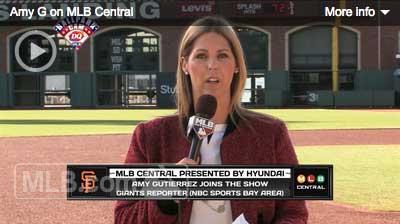 Watch Amy G on MLB