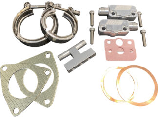 Flanges, Gaskets, Clamps