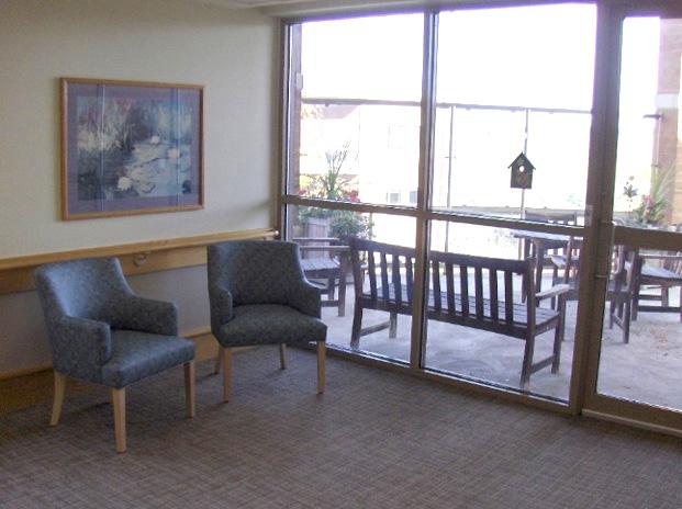 Accommodations Albright Manor