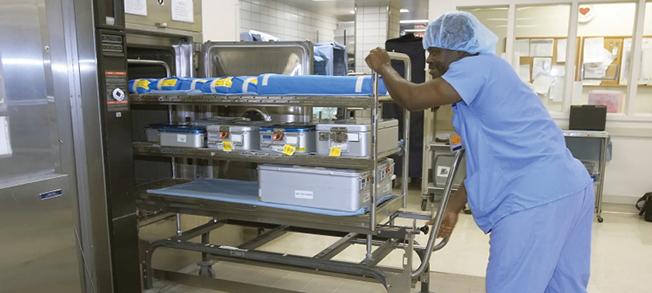 High Level Disinfection and Sterilization Comprehensive Assessment Program