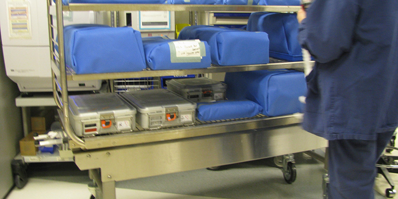 Sterile Processing Department