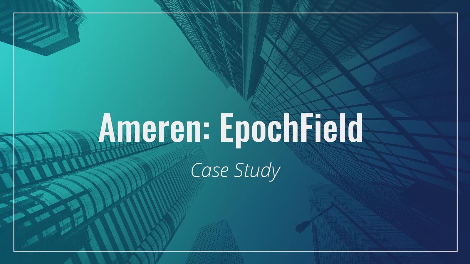 Ameren Case Study
