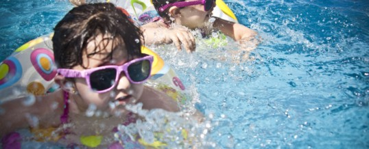 School's Out – Pools are open