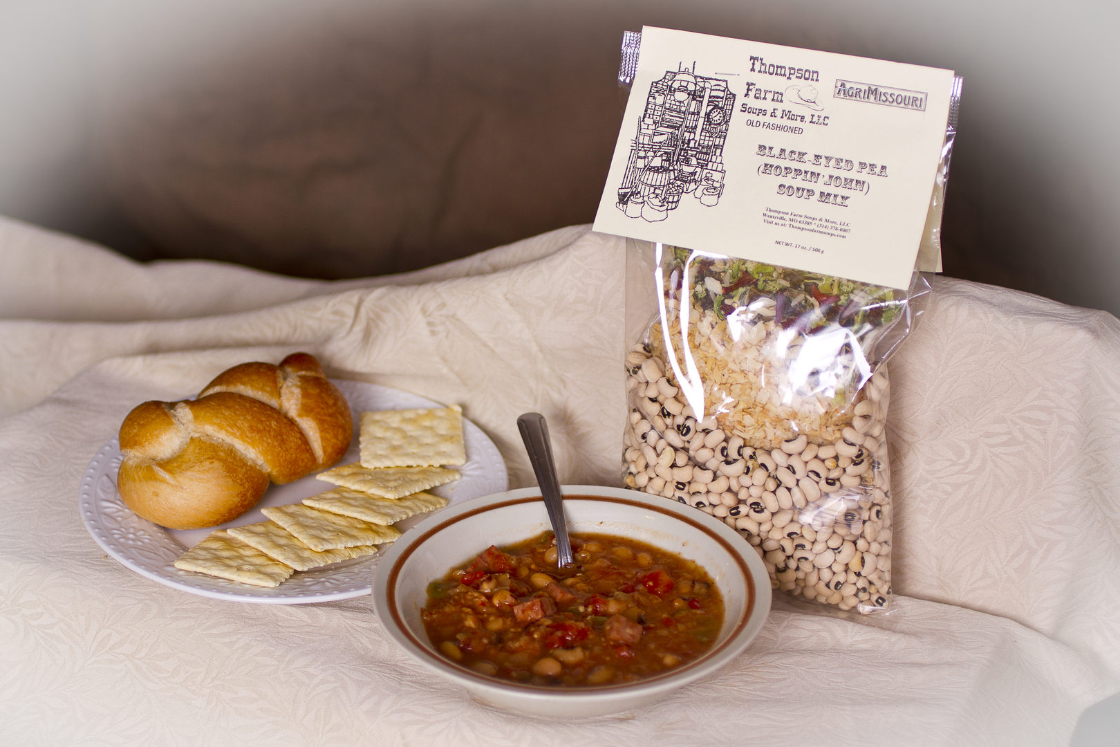 Black-Eyed Pea Soup Mix <br> ~ $7.50 ~