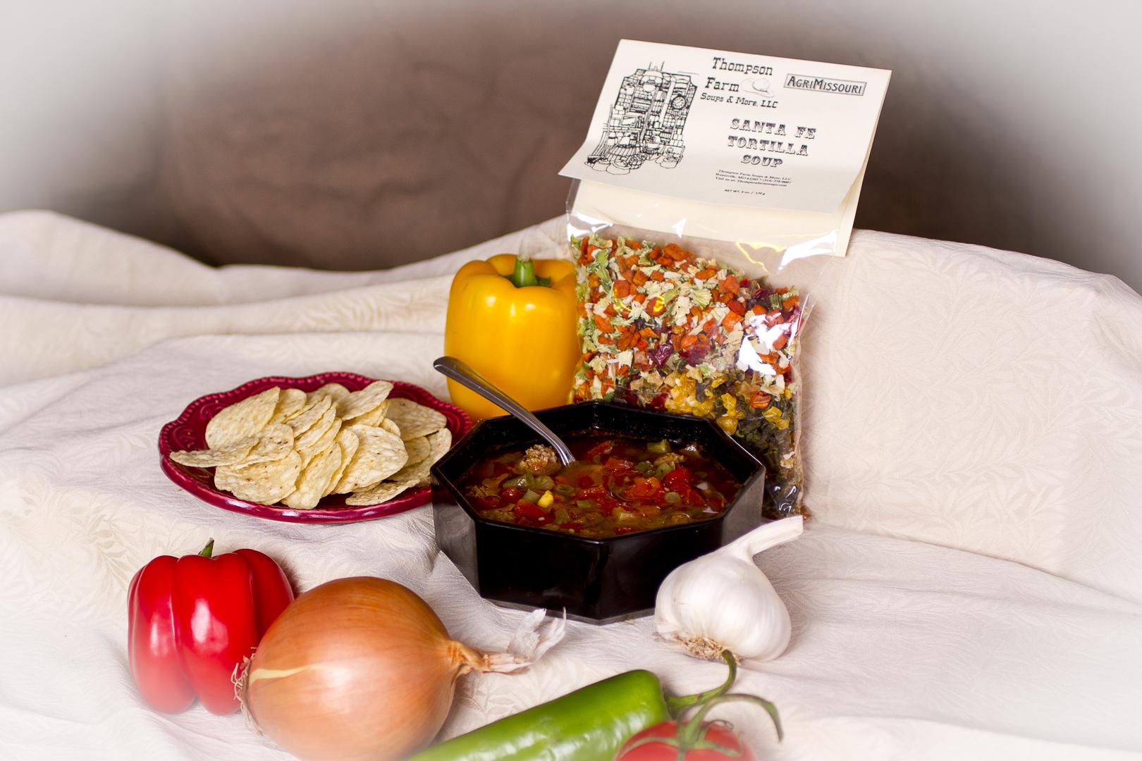 Santa Fe Tortilla Soup Mix <br> ~ $7.50 ~