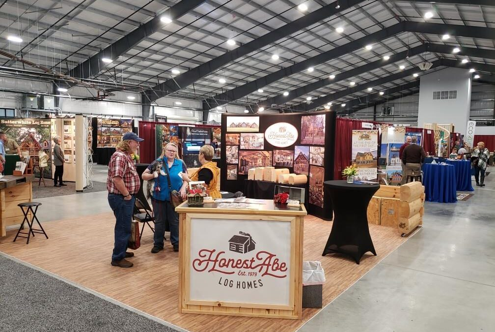 Get Answers at Log Home Shows, But Go Prepared