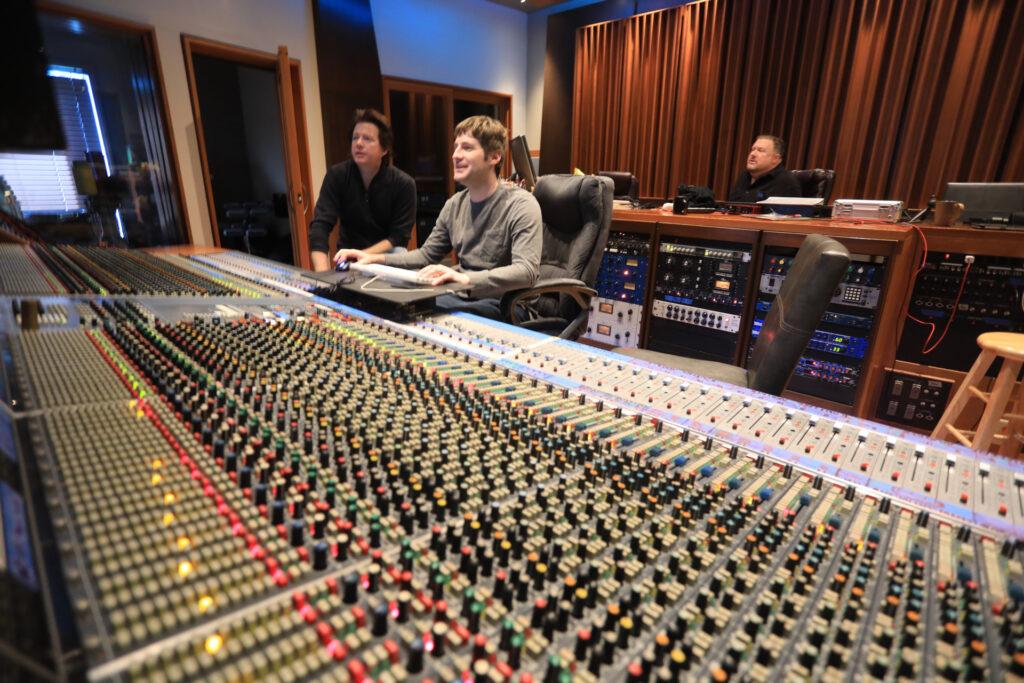 17SAINTS MIXING NEW EP AT VIRGINIA BEACH RECORDING ARTS