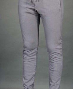 Men's Organic Cotton 4-Way Stretch Yoga Pant - Slate Grey by Blue Lotus Yogawear