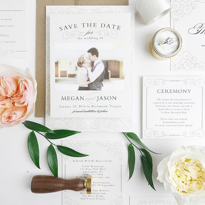 Basic Invite – Bridal Shower Invitations and Wedding Websites