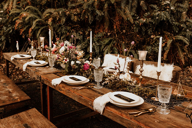 Curated Event Rentals & Styling – Central Oregon Boutique Wedding Rentals