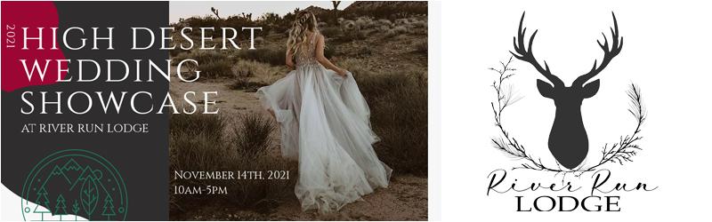 High Desert Wedding Showcase Category Banner