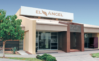 Oficinas centrales Mexicali
