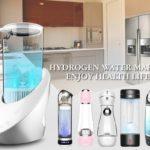 Hydrogen Rich Water Generator