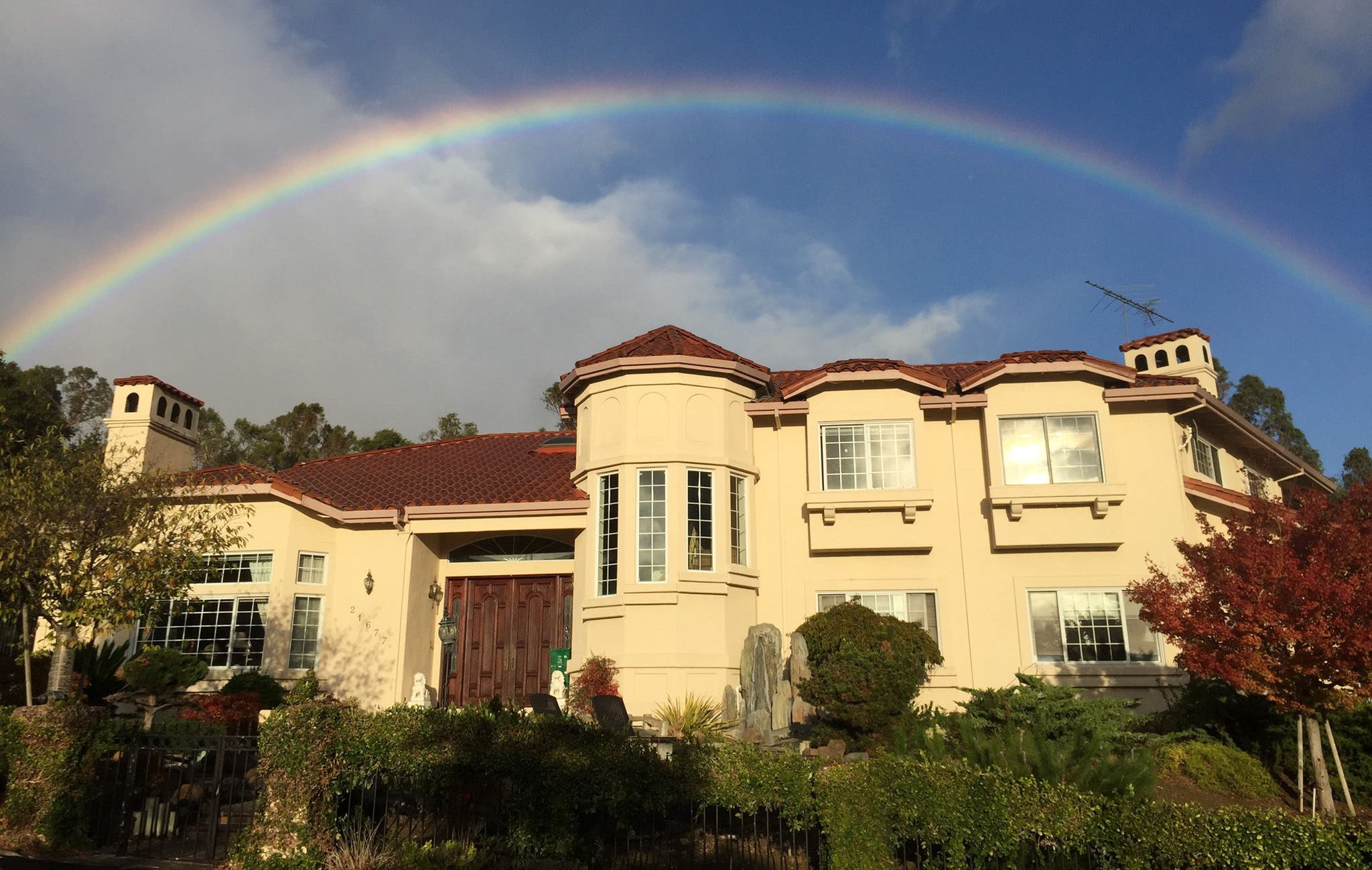 Rainbow Mansion