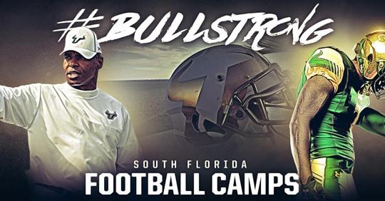South Florida Football Camp 2019