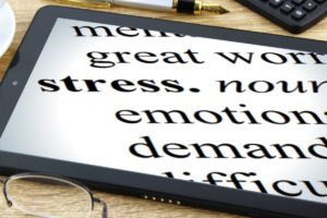 stress affects relationships