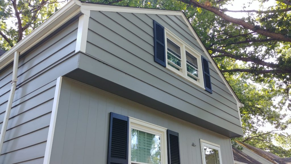 After: Quality Exterior Painting