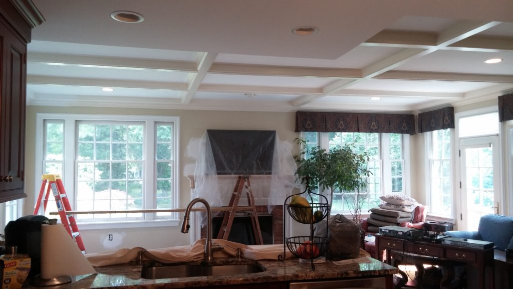 Interior House Painting in Rocky River