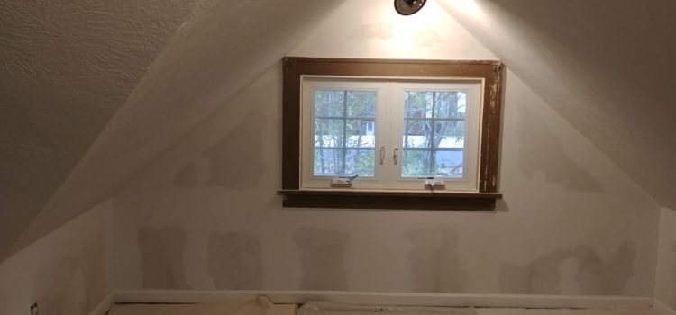 Lakewood Interior Painting: Newly Finished 3rd Floor Space
