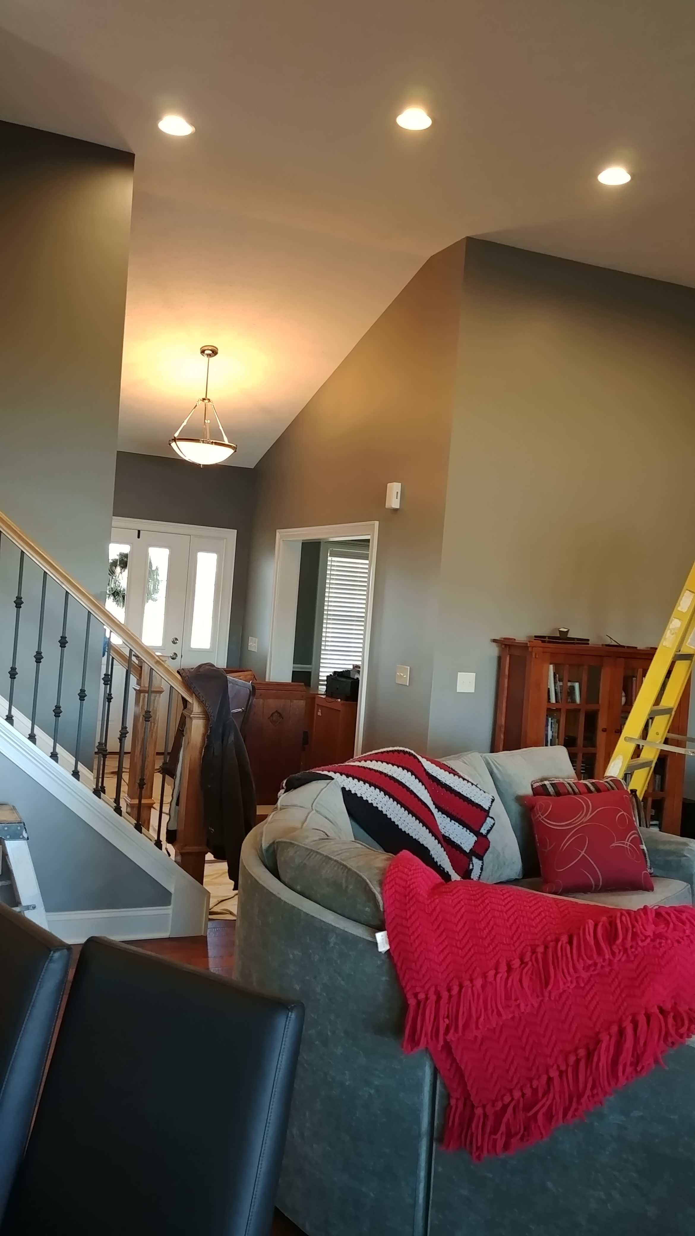 After - Great Room Interior Painting Olmsted Falls