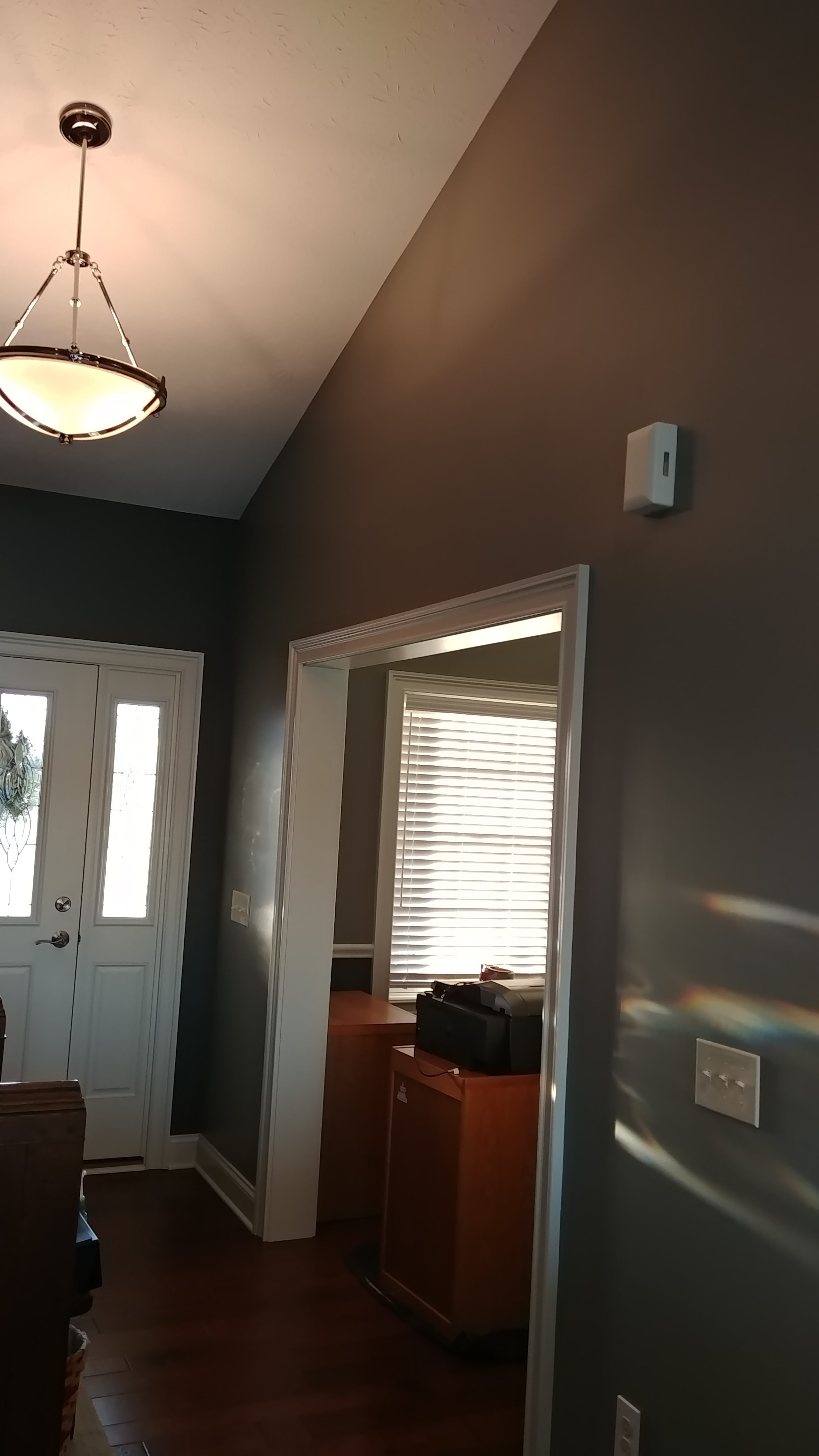 After - Hallway Interior Painting Olmsted Falls
