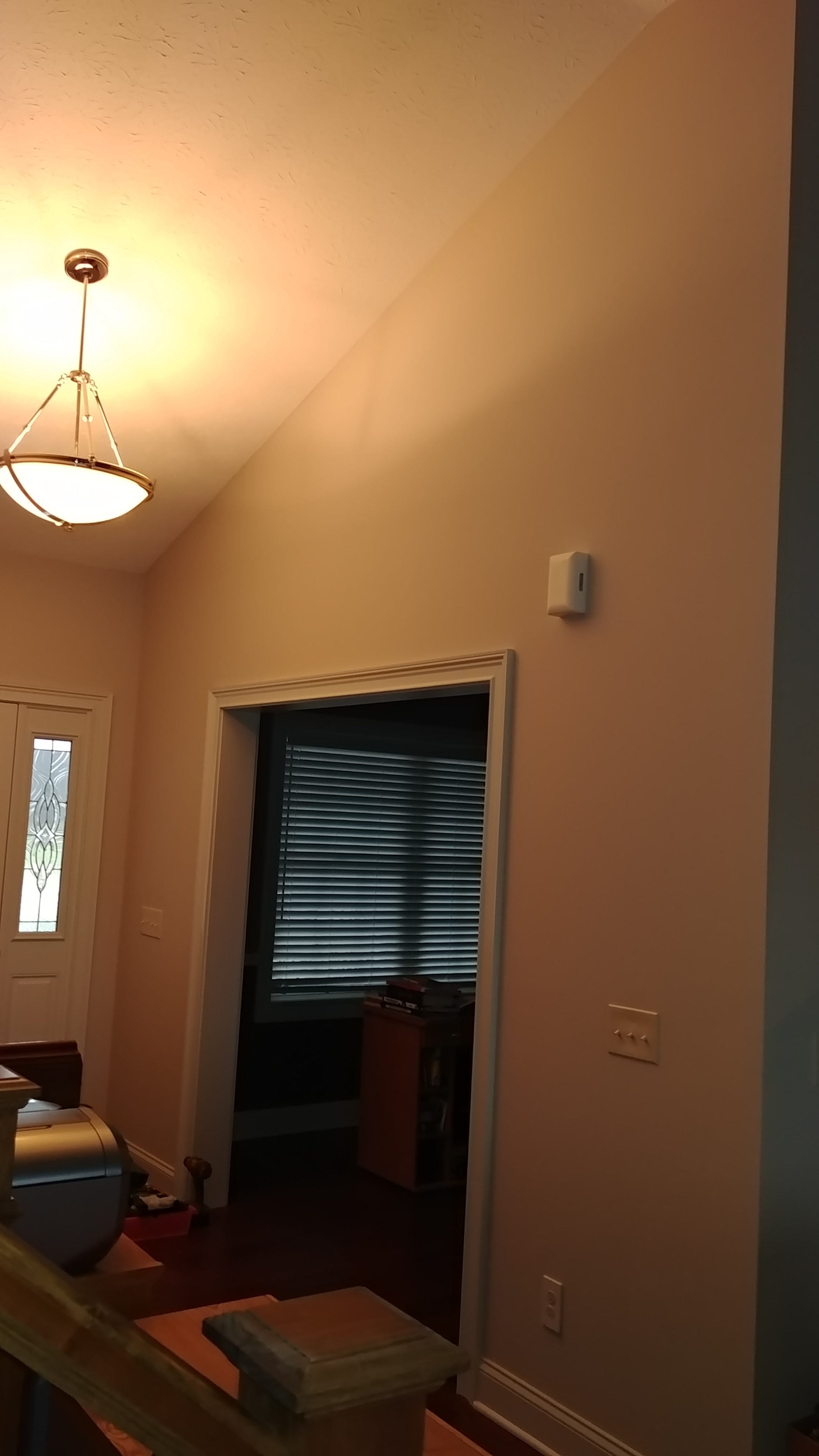Before - Hallway Interior Painting Olmsted Falls