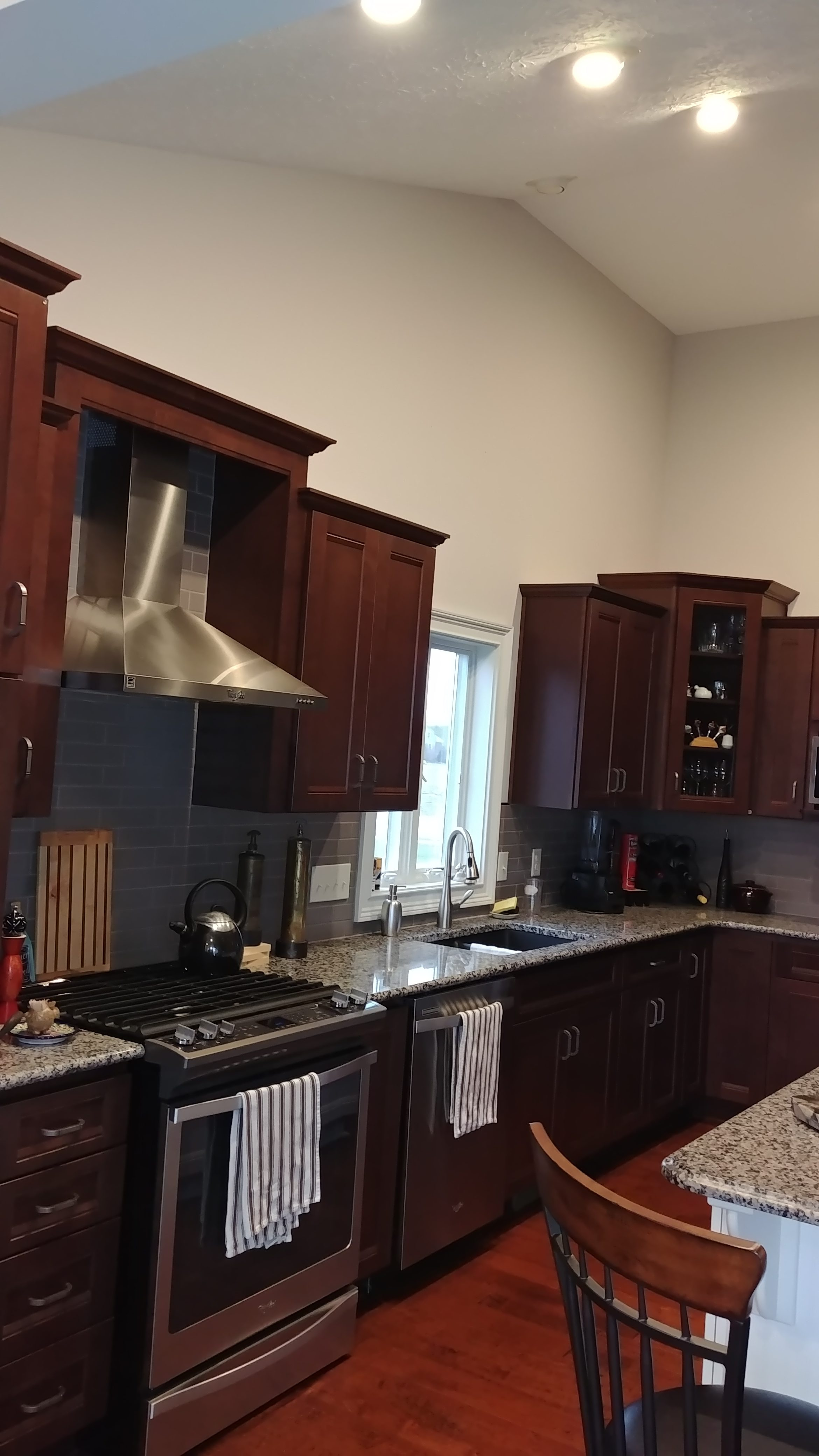 Before - Olmsted Falls Interior Painting