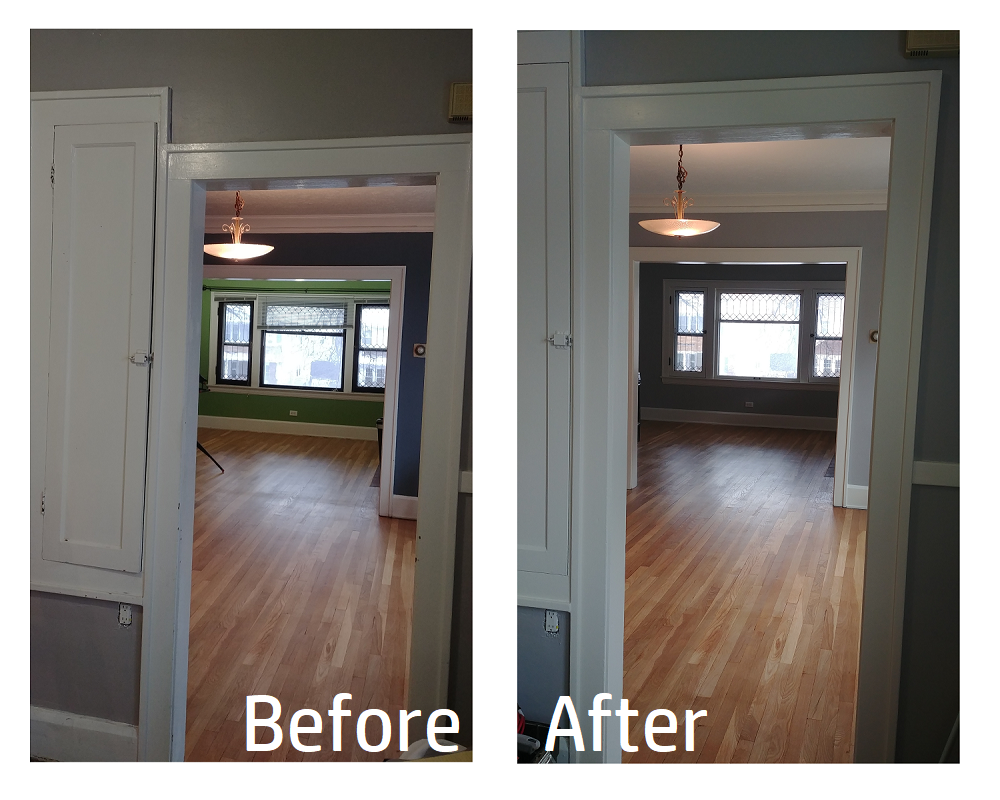 Lakewood Painting Job - Overview