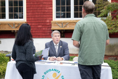 September 30, 2021: In recognition of National Recovery Month, State Senator John I. Kane hosted a free Addiction Resource Fair.