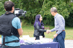 9-30-21 Sen. Kane AddSeptember 30, 2021: In recognition of National Recovery Month, State Senator John I. Kane hosted a free Addiction Resource Fair.iction Resource Fair