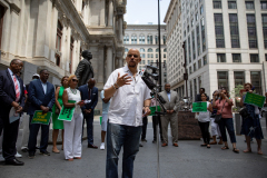 July 16, 2021: Free the Funds Rally