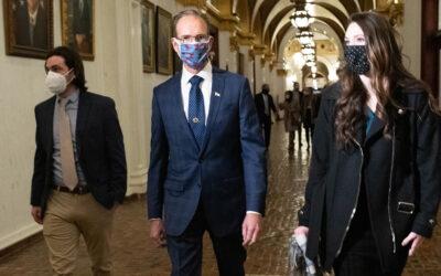 Members of Pa. Senate Dems urge U.S. House Speaker Pelosi to investigate, expel Rep. Scott Perry for seditious acts