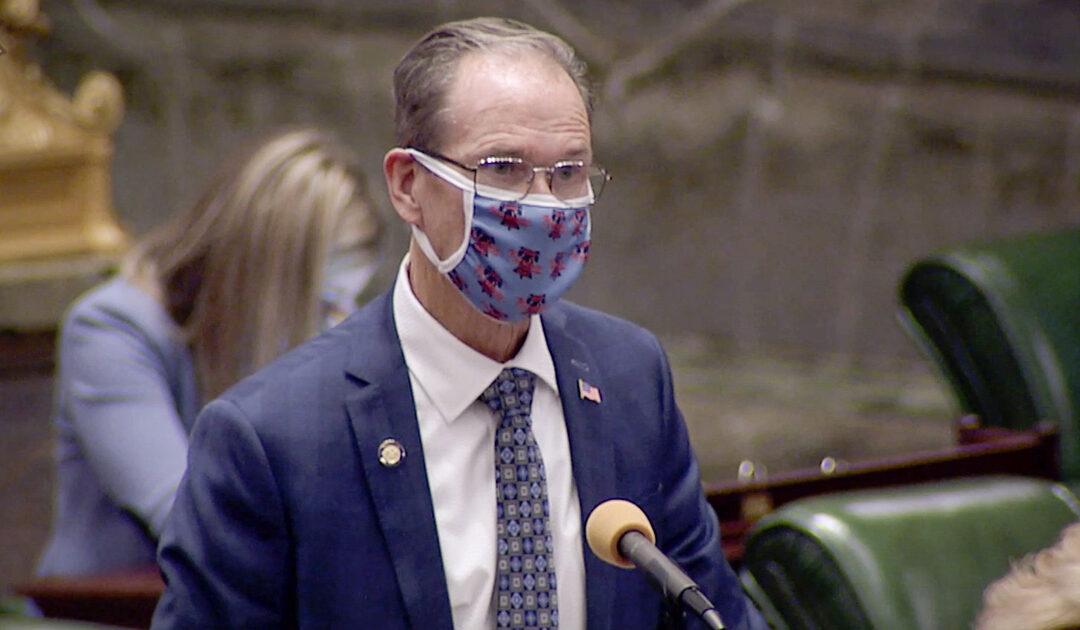Senator Kane Proposes Senate Rules Reforms