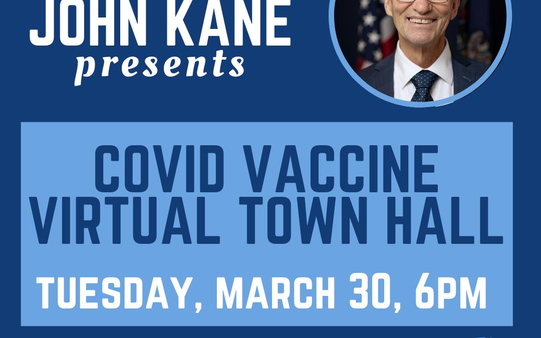 COVID Vaccine Virtual Town Hall