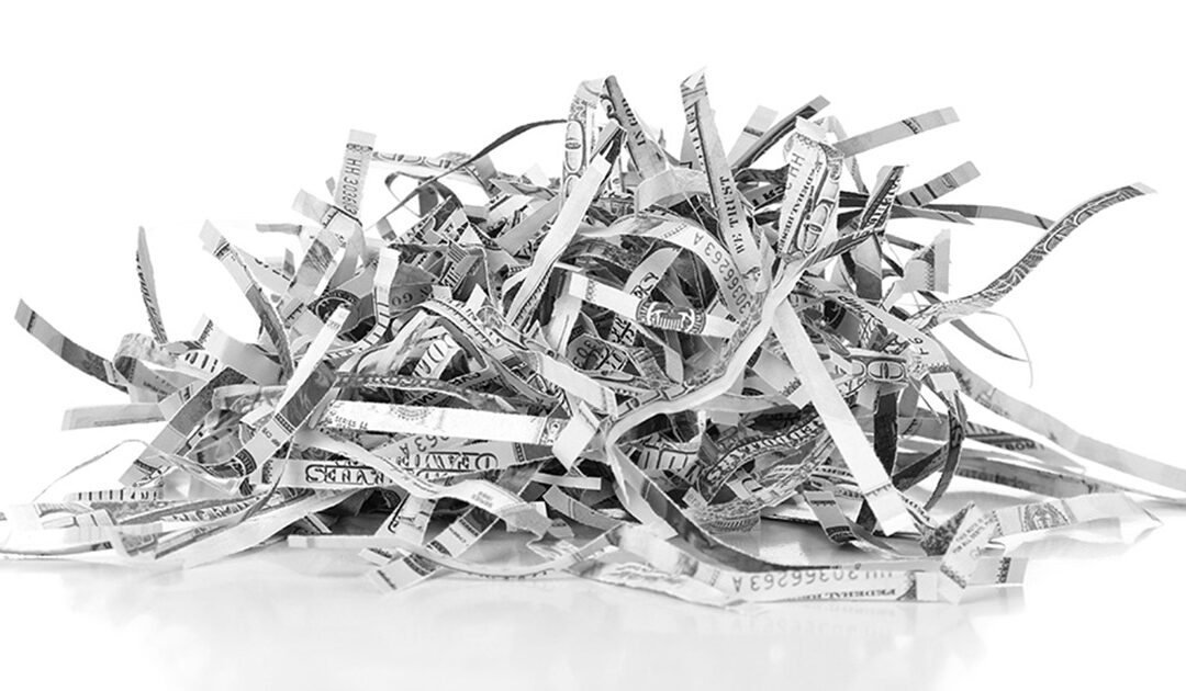 Shredding and Drug Take Back Event
