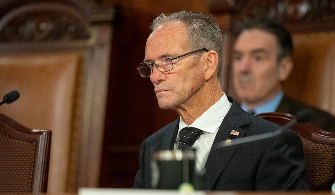Senator Kane Statement on Budget Passage
