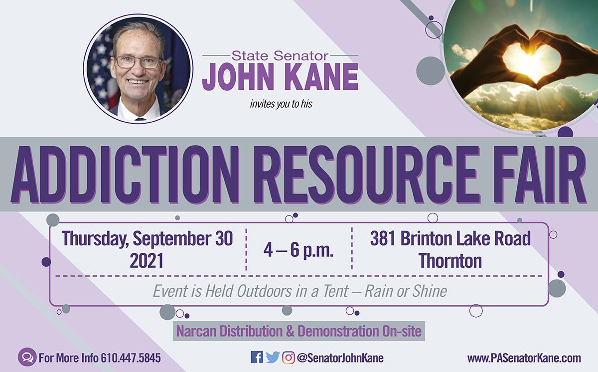 Addiction Resource Fair