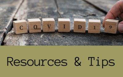 Covid-19 Resources & Tips